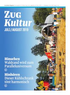 Zug Kultur Magazin Nr. 61 Juni 2019