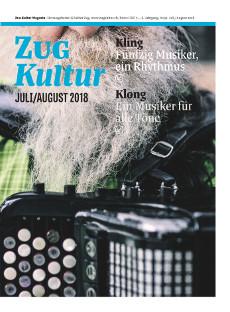 Zug Kultur Magazin Nr. 51 Juli/August 2018