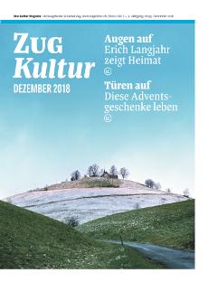 Zug Kultur Magazin Nr. 55 November 2018