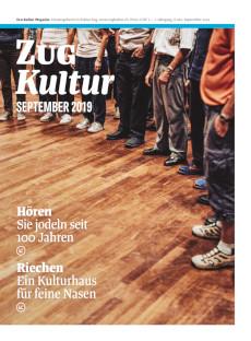 Zug Kultur Magazin Nr. 62 September 2019