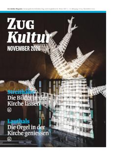 Zug Kultur Magazin Nr. 74 Oktober 2020