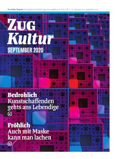 Zug Kultur Magazin September 2020