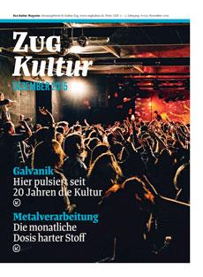 Magazin Dezember 2015