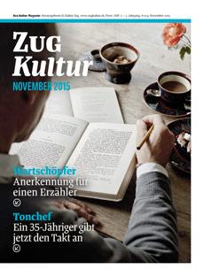 Magazin November 2015