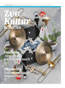 Zug Kultur Magazin Oktober 2020