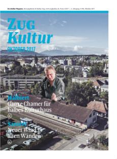 Zug Kultur Magazin Nr. 43 Oktober 2017