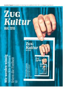 Zug Kultur Magazin Nr. 49 Mai 2018