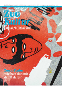 Zug Kultur Magazin Nr. 46 Jan/Feb 2018