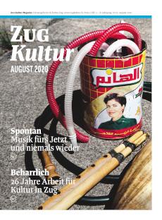 Zug Kultur Magazin Nr. 71 August 2020