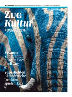 Zug Kultur Magazin Nr. 54 November 2018